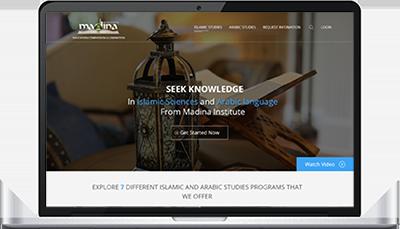 Madina Institute Homepage