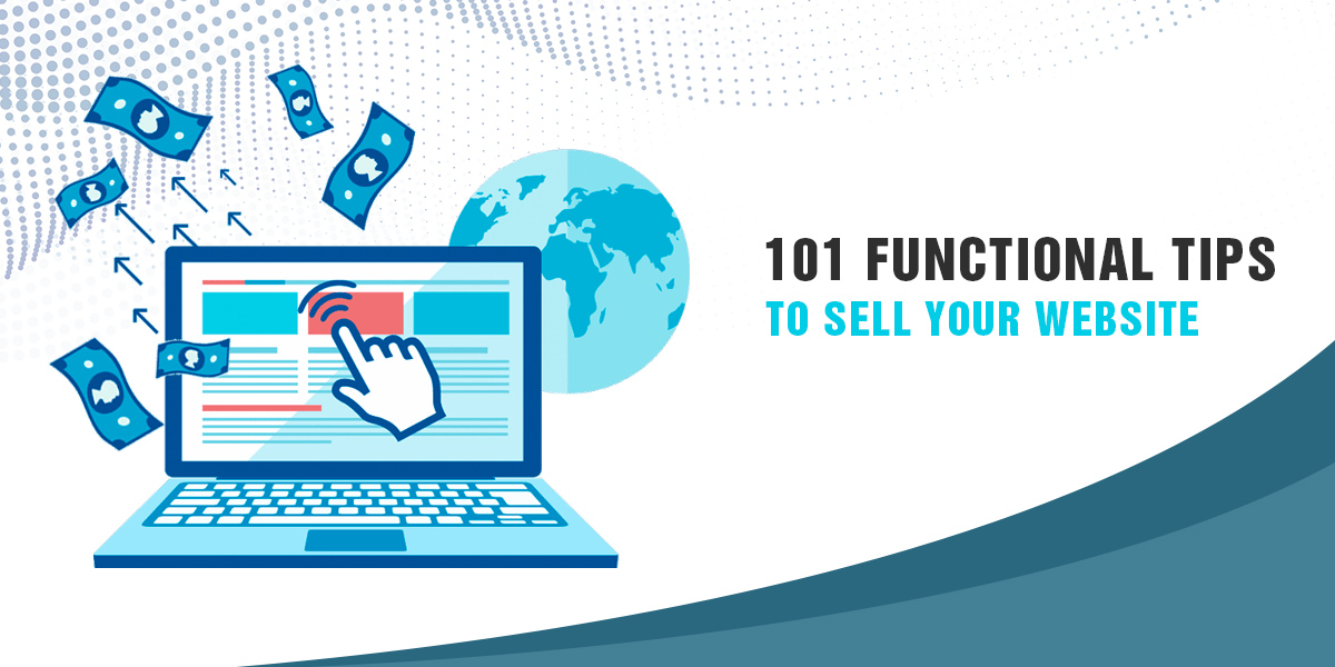 101 Functional Tips to Sell Your Website